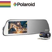 小樺資訊 開發票贈32G【Polaroid 寶麗萊】DS502GS 雙鏡頭後照鏡型行車紀錄器後鏡頭1080P版行車記錄器