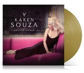 【停看聽音響唱片】【黑膠LP】凱倫莎莎:夜空之天鵝絨