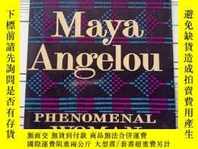二手書博民逛書店Phenomenal罕見Woman : Four Poems Celebrating Women現象女性:四首頌揚