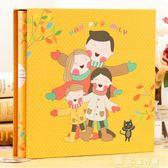 相冊相冊影集5寸800張相冊本紀念冊插頁式家庭量盒裝7寸混合過塑 『獨家』流行館YJT