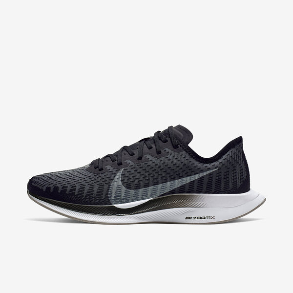 Nike W Zoom Pegasus Turbo 2 [AT8242-001] 女鞋 慢跑 避震 健身 穿搭 黑 白
