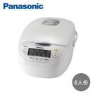 【Panasonic國際牌】 6人份微電腦電子鍋SR-JMN108