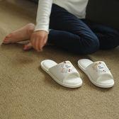 棉拖鞋女夏室內厚底軟冬季居家