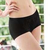 【曼黛瑪璉】2014AW低腰平口無痕褲M-XL(黑)(未滿3件恕無法出貨,退貨需整筆退)