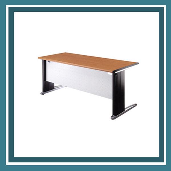 【必購網OA辦公傢俱】OTW-127H 鋁合金辦公桌