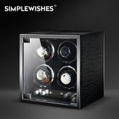 機械表上鍊自動搖表器搖擺器收納盒轉表器手表上弦器晃表器表盒wy 快速出貨