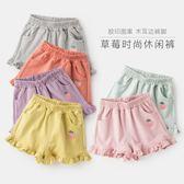 女童短褲外穿 夏季寶寶休閒褲小童
