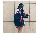 時尚潮流日系雙肩包個性軟妹背包高中學生書包女韓版原宿ulzzang後背包·樂享生活館