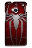 [M7 軟殼] HTC new One M7 801e 801s 手機殼 保護套 外殼 蜘蛛人