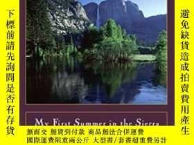 二手書博民逛書店My罕見First Summer In The Sierra (