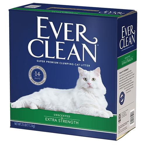 【寵物王國】【免運費】EVER CLEAN藍鑽25磅系列 x2盒超值組合