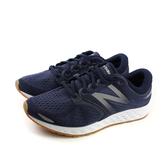 NEW BALANCE  Fresh Foam 跑鞋 運動鞋 透氣 網布 避震 深藍色 男鞋 MZANTHL3 no235