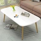 臥室小茶幾客廳小方桌小戶型簡約餐桌家用網紅榻榻米桌租房小飯桌 印象家品