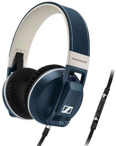 平廣 Sennheiser URBANITE XL 牛仔藍色 耳罩式 耳機 iOS版 台灣宙宣公司貨保2年