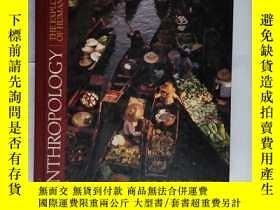 二手書博民逛書店Anthropology:罕見The Exploration o