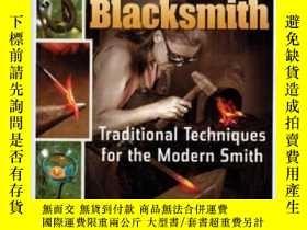 二手書博民逛書店The罕見Backyard Blacksmith-後院鐵匠Y436638 Lorelei Sims Crest
