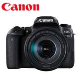 [EYEDC] Canon EOS 77D 18-135mm IS USM 彩虹公司貨(分12/24期0利率)