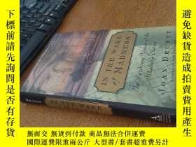 二手書博民逛書店IN罕見THE WAKE OF MADNESS THE MURD