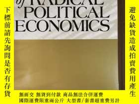 二手書博民逛書店review罕見of radical political economics 2018年春季刊 英文版Y424
