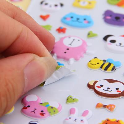 【全館5折】WaBao 可愛PVC卡通貼紙 =D06878=