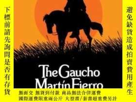 二手書博民逛書店The罕見Gaucho Martin Fierro (unesco Collection Of Represent