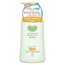 日本原裝進口 牛乳石鹼 植物性無添加洗髮精 550ml