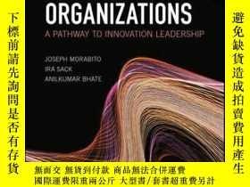 二手書博民逛書店Designing罕見Knowledge Organizations: A Pathway to Innovati