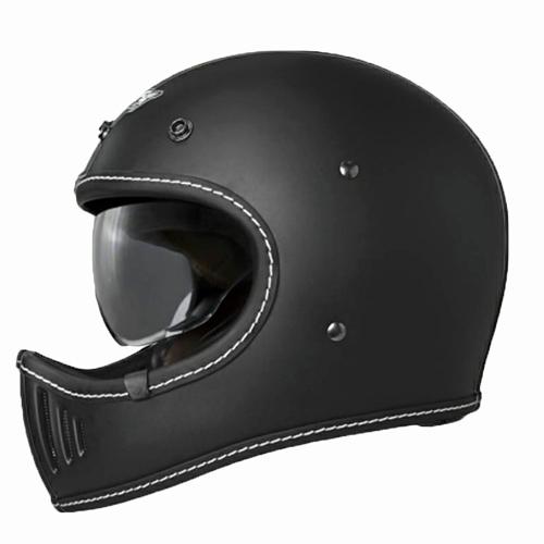 【東門城】M2R MX2 SV 素色(消光黑) 全罩式安全帽 山車帽 內墨鏡片