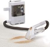 【日本代購】Iris Ohyama 除塵器 去汙 利用水和空氣的力量去除污垢 溫水適用 小巧 吸塵器 RNS-300
