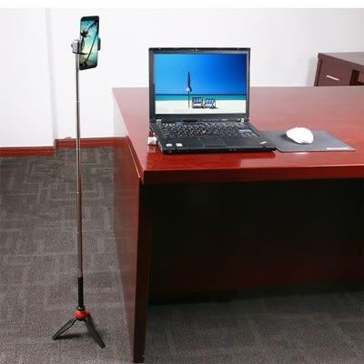 手機自拍配件直播配件-含自拍桿三腳架藍芽遙控器手機夾手機支架73pp328[時尚巴黎]