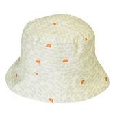 比利時 Trixie 有機棉遮陽帽/童帽~蘇打汽水(48/50/52cm)