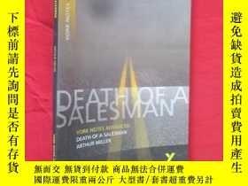 二手書博民逛書店DEATH罕見OF A SALESMAN (大32開) 【詳見圖】Y5460 ARTHUR MILLER I