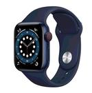 [COSCO代購] W129087 Apple Watch Series 6 (GPS+行動網路) 40 公釐鋁金屬錶殼搭配運動型錶帶