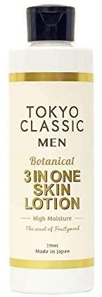 【男人的化妝水】日本 Tokyo Classic Men 男性 三合一化妝水 男用化妝水 換季保養品【小福部屋】