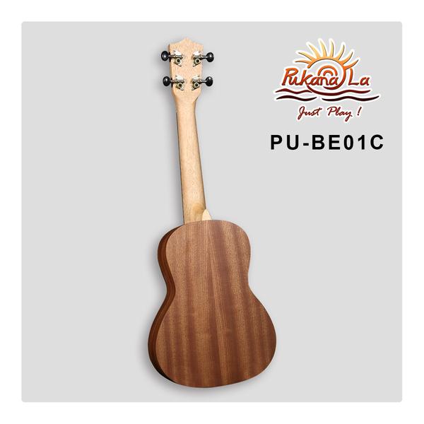 【非凡樂器】PukanaLa PU-BE01C 23吋 初學者系列 烏克麗麗