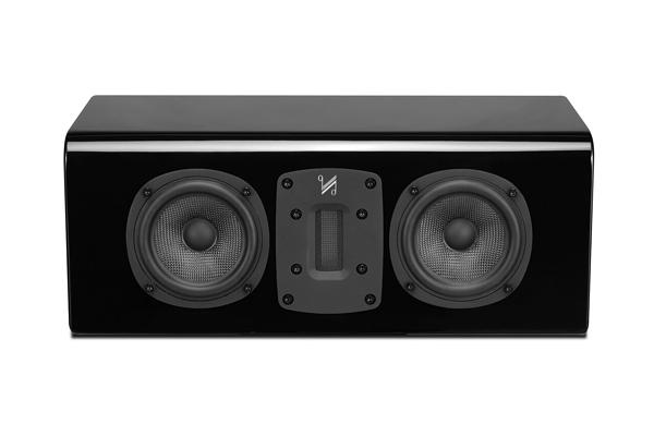 台北新北指定專賣 英國Quad S-C鋼烤版 中置喇叭3單體2音路