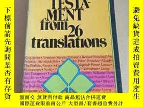 二手書博民逛書店The罕見New Testament from 26 Trans