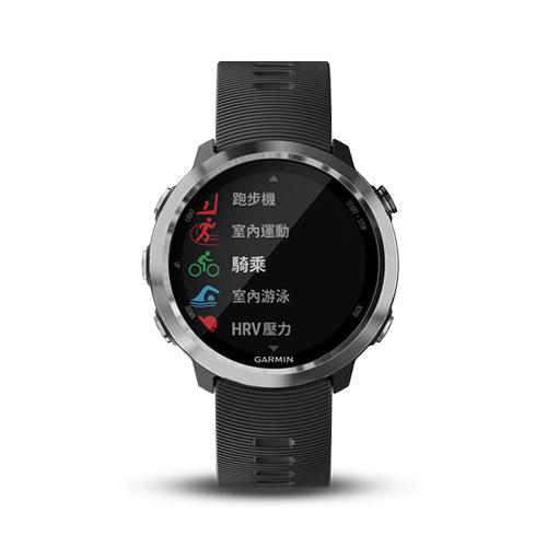 GARMIN Forerunner? 645 (黑) 感應式 支付 GPS 心率腕錶 010-01863-50