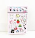 【震撼精品百貨】Hello Kitty 凱蒂貓~撲克牌-三麗鷗家族人物