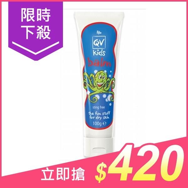EGO QV Kids兒童專用重度修護乳膏(100g)【小三美日】原價$640