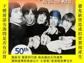 二手書博民逛書店The罕見Rolling Stones Across the W