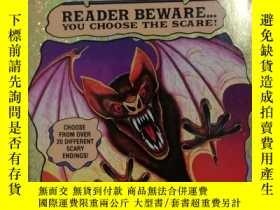 二手書博民逛書店Trapped罕見in bat wing hallY174275