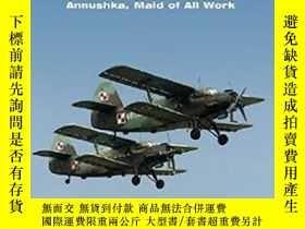 二手書博民逛書店(罕見)Antonov An-2: Annushka, Maid of All Work 蘇聯俄羅斯安東諾夫An-