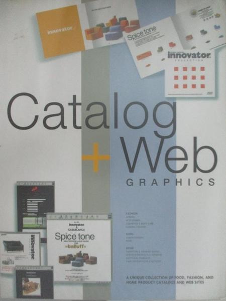 【書寶二手書T1/廣告_J67】Catalog + web graphics_Jun Yonami