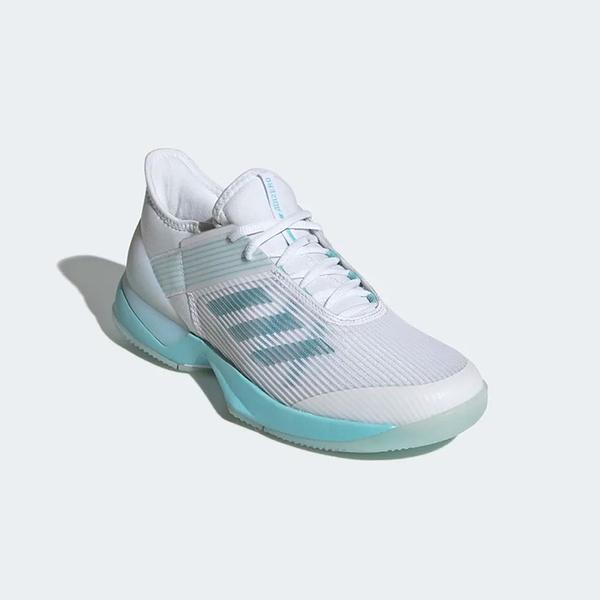 ADIDAS 19SS 頂級 襪套式 女網球鞋 AU 3 x Parley系列  CG6443 贈排球襪【樂買網】