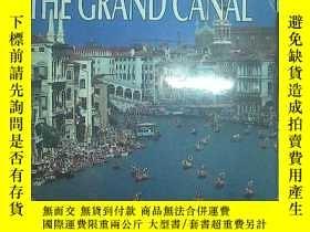 二手書博民逛書店THE罕見GRAND CANAL 01Y203004