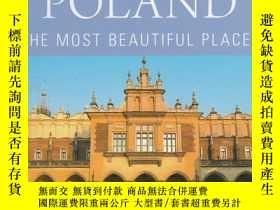 二手書博民逛書店Poland罕見- The Most Beautiful Pla