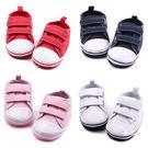 魔鬼氈百搭寶寶學步鞋 4色經典款嬰兒鞋 ...
