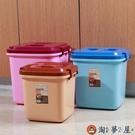 儲糧桶中號30斤儲米箱無縫密封防蟲防潮米缸面粉箱【淘夢屋】