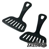 【AKEBONO】鐵板燒鍋鏟二件組 K065130 日本製 炊具 露營 登山 戶外 野炊 方便攜帶 大阪燒 日式煎餅